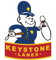 Keystone Lanes | Kids Birthday Party, Company Party, Bowling Party Logo