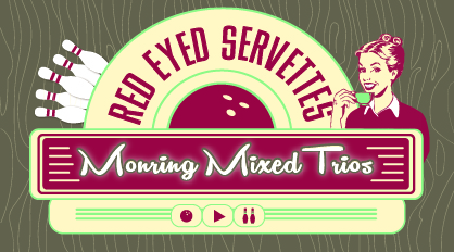 Red Eyed Servettes