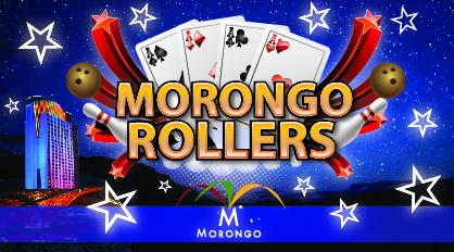 Morongo Rollers logo