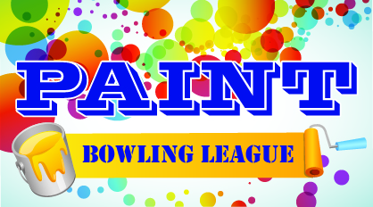 Paint Bowling League