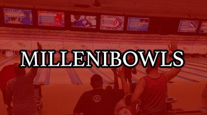 Millenibowls league logo